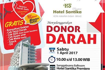 Donor Darah Mau ?