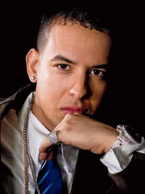 Foto de Daddy Yankee con bello rostro