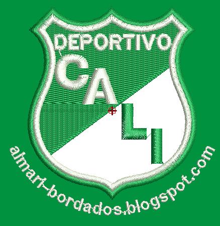 DEPORTIVO CALI BORDADO