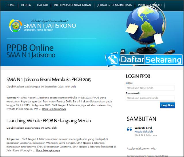 Perangkat Guru Aplikasi Penerimaan Siswa Baru (PSB) Online Berbasis Web 1