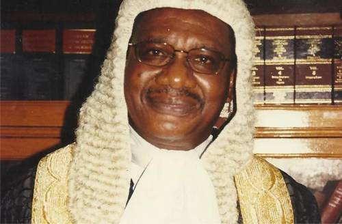 Maina's Request to Meet Buhari is an Insult, Ridiculous - Itse Sagay Says