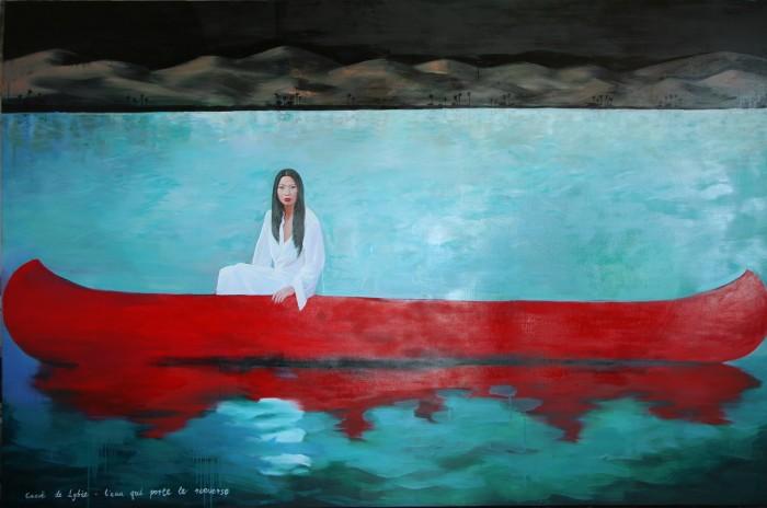Китайский художник. Shi Xiang