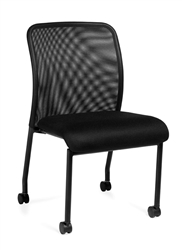 Offices To Go Armless Training Room Chair 11761B