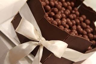 kue ultah chocolate