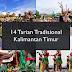 Inilah 14 Tarian Tradisional Dari Kalimantan Timur