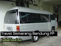 Travel Semarang Bandung - Fajar Utama