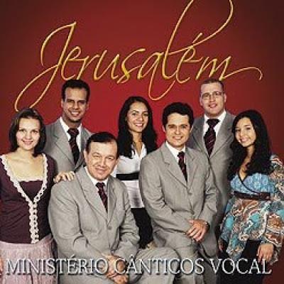Baixar Partituras Cânticos vocal Jerusalém