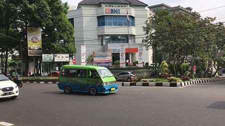 Alamat & Nomor Telepon Bank BNI Kota Bogor