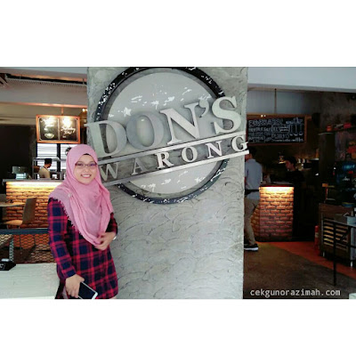 dons warong, don's warong owner, warung uncle don sri hartamas, don's warong hartamas, uncle don plaza damas menu, uncle don hartamas, uncle don hartamas menu, plaza damas food, review dons warong, tempat makan best pusat sains negara, tempat makan best plaza damas,