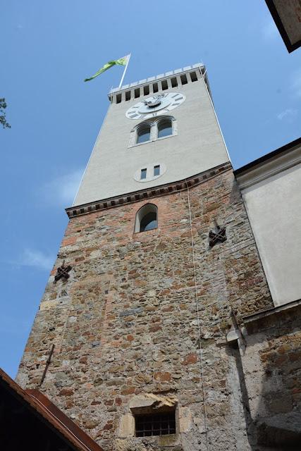 Castle Ljubljana