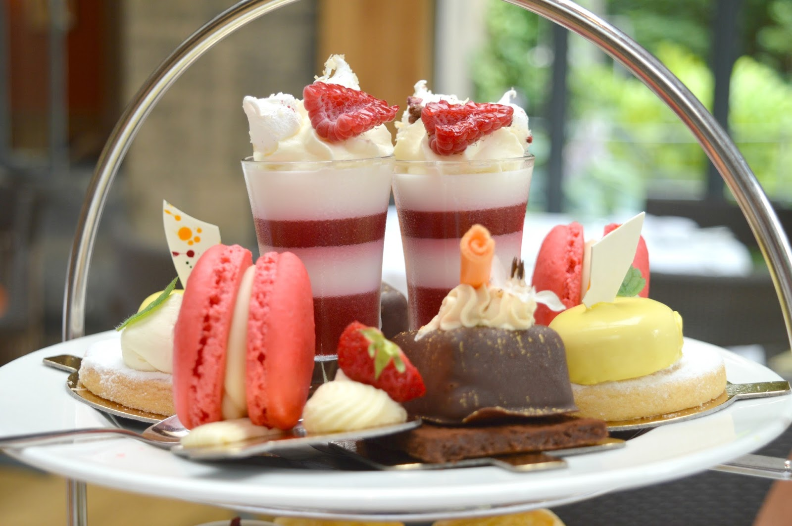 Jesmond Dene House - Afternoon Tea