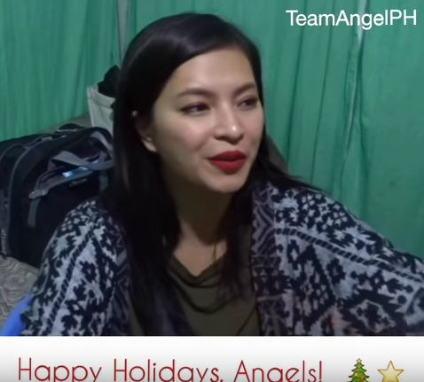 Angel Locsin Greets Everyone  a Merry Christmas!
