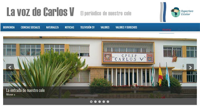 http://blogsaverroes.juntadeandalucia.es/lavozdecarlosv/
