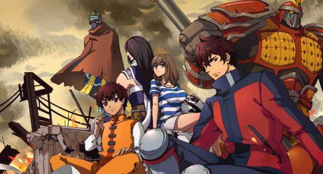 Rakshasa Street anime