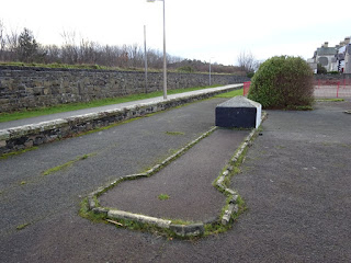 Crazy Golf course in Llanfairfechan, Wales