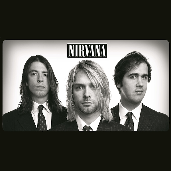 Nirvana - With the Lights Out (Box Set) Cover