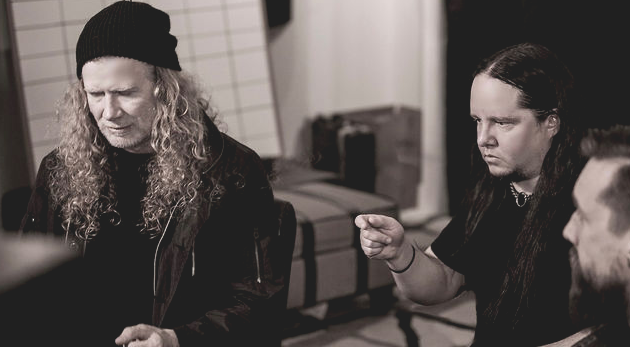 joey jordison dave mustaine