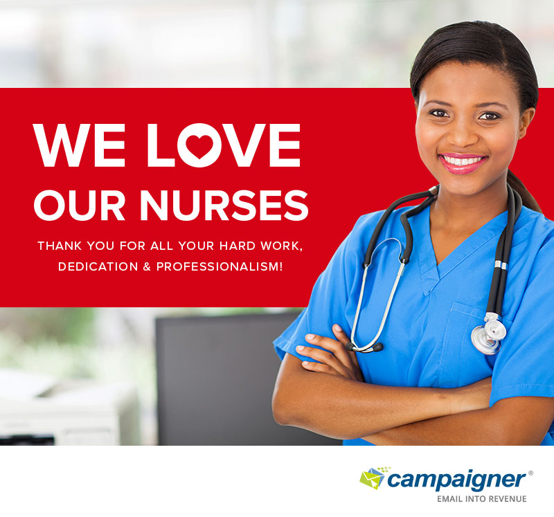 It's National Nurses Day! Thank you for all that you do.