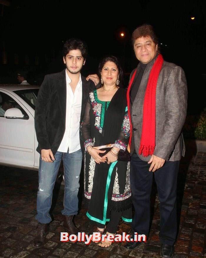 Arjun, Nikitin Dheer, Kratika Sengar Wedding Pics