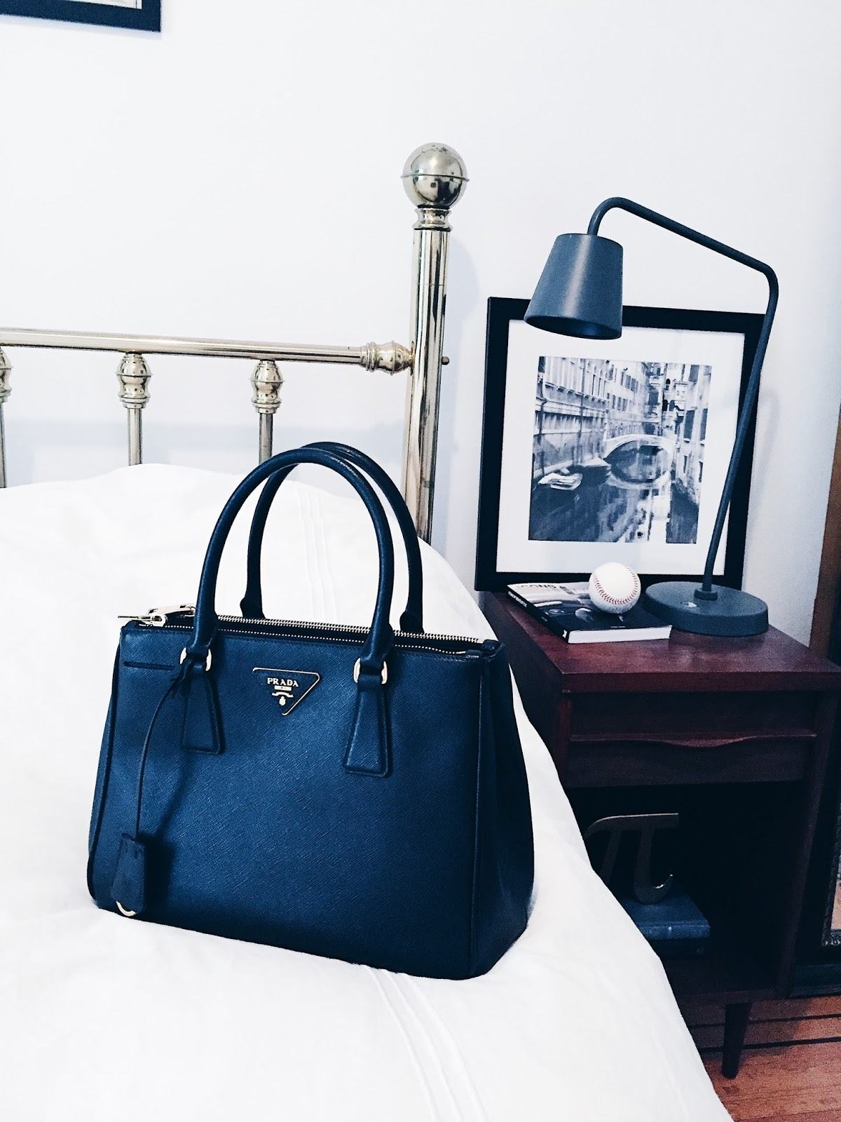 prada saffiano luxury handbag