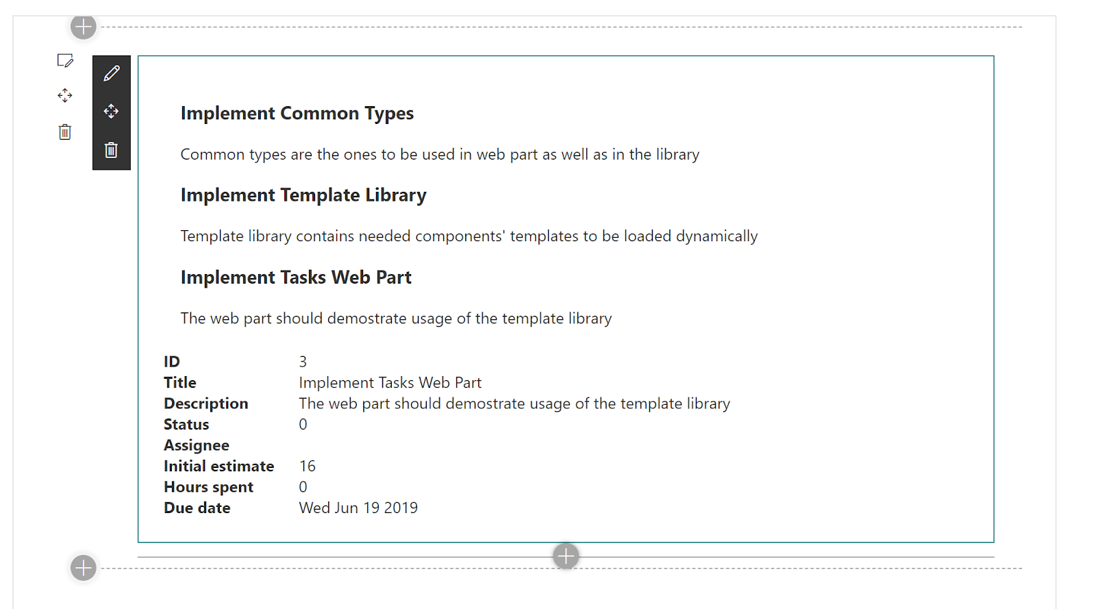 Tricky SharePoint: React Templates Using SPFx Library Components