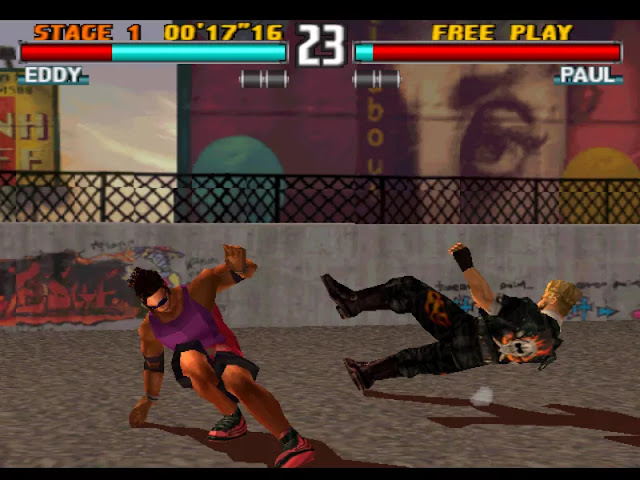 Tekken 3 Full Version