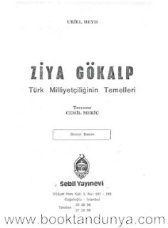 Ziya Gökalp - Türk Milliyetçiliğinin Temelleri