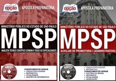 Apostila MP-SP 2018