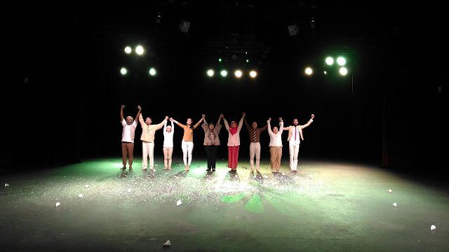 Teater Bondings, ASWARA,
