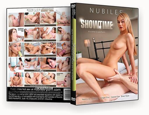 DVD – Nubiles – Showtime XXX 2018 – ISO