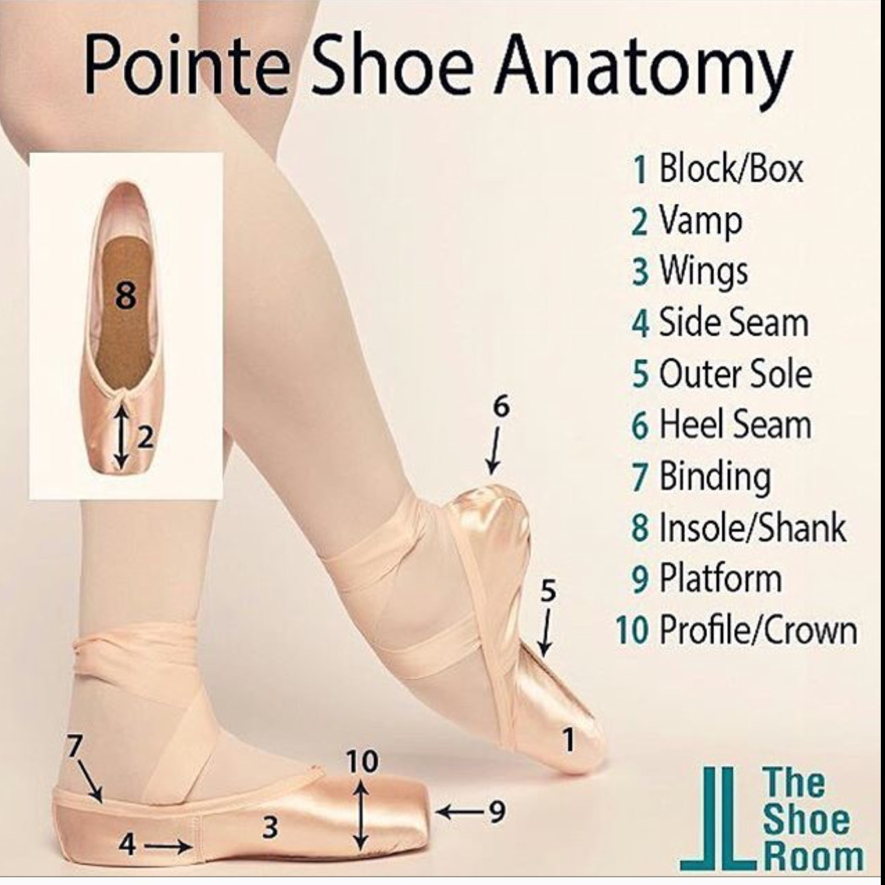 foot talk: Ballet Shoes : Carbon Fibre Shanks
