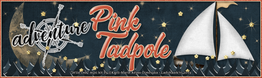 Pink Tadpole's Tags and Tuts
