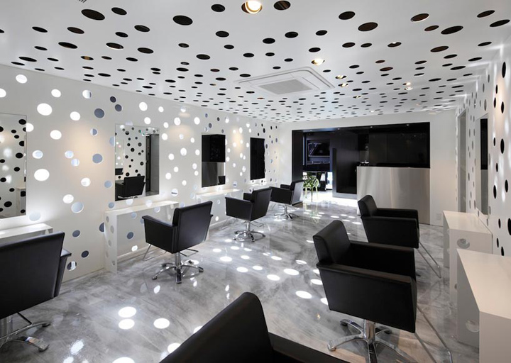 small hair salon decorating ideas salons find this pin and more - Salon Design Ideas