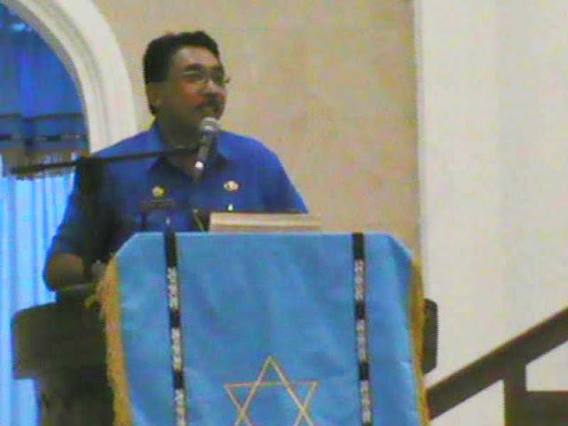 Persekutuan Persaudaraan Maranatha di Tanimbar Gelar Seminar Keluarga dan Persepuluhan