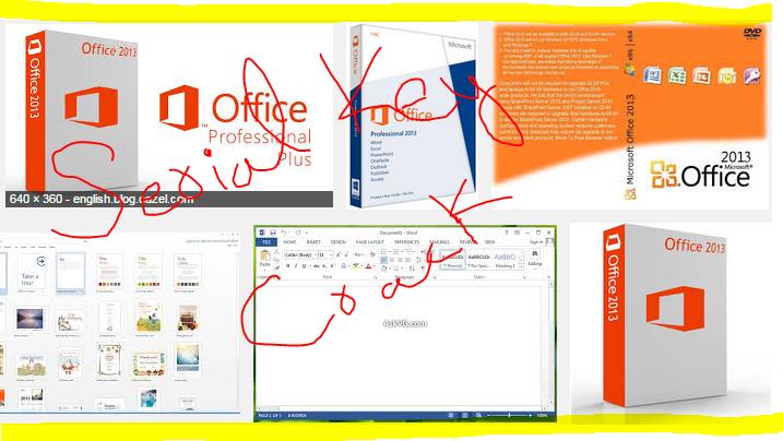 office professional plus 2013 crack keygen