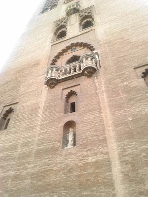 Virgen de los Olmos Giralda