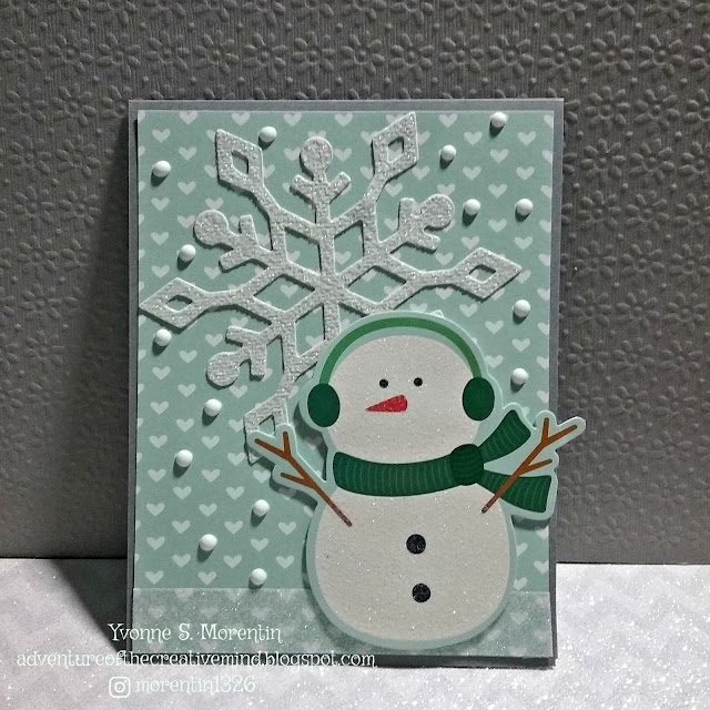 http://adventureofthecreativemind.blogspot.com/2017/02/snowflake-christmas-cards.html