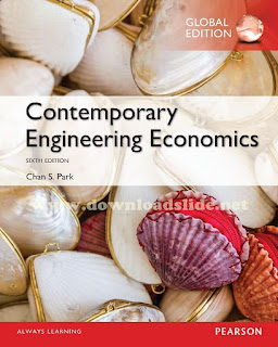 Contemporary Engineering Economics 6th Edition by Park (Global Edition)