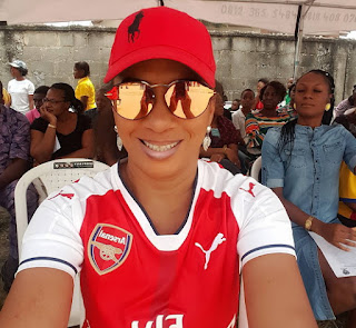 ibinabo daughter wins gold