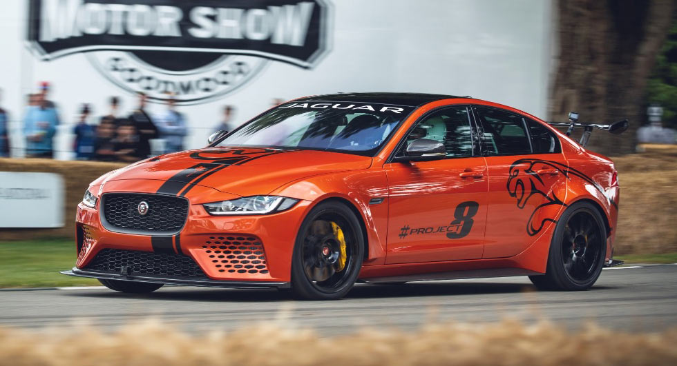 2018 jaguar project 8.  project and 2018 jaguar project 8 t