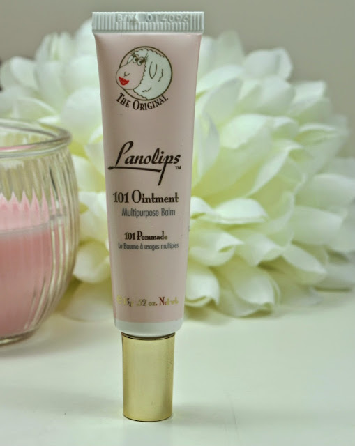 Lanolips - 101 Ointment - natural skincare -  lip care - skincare - lip balm - multipurpose balm - multi use product - beauty - swatch - review