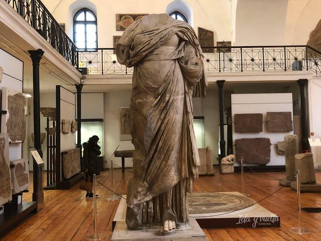 Museo Arqueológico Nacional Sofía escultura griega