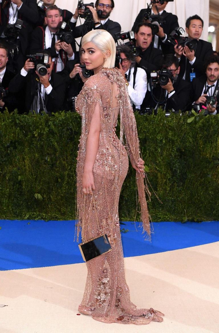 Kylie Jenner – MET Gala in New York