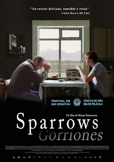 Cartel: Sparrows: Gorriones (2015)