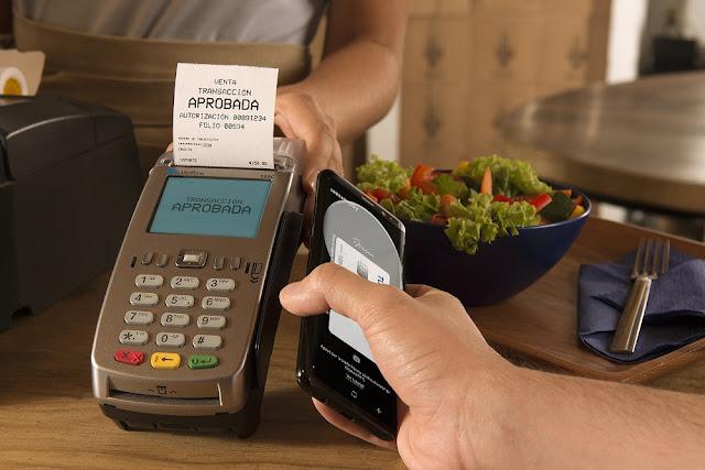 pagos moviles con samsung pay
