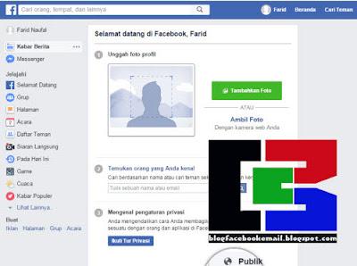 ketika ini ibarat menjadi sebuah keharusan Cara Daftar / Membuat Akun Facebook ( FB ) Baru di PC / Laptop 2018
