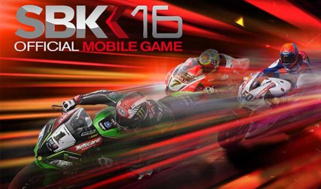 SBK 16 Official Mobile Game Mod Apk Full Unlocked