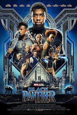 Sinopsis film Black Panther (2018)