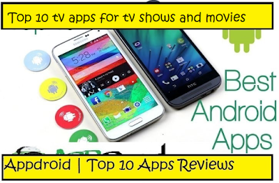 Top 10 tv apps for tv shows and movies