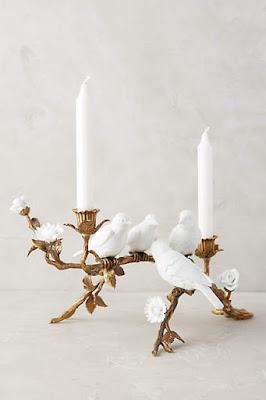 anthropologie favorites bohemian home candleholders
